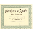 80885 - CA - CERTIFICATE OF AWARD
