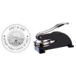 81014 - PERSONALIZED DESK STYLE NOTARY SEAL (EMBOSSER)