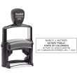 PROFESSIONAL HEAVY DUTY SELF INKING COLORADO NOTARY STAMPER