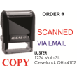 i4911 - 4911 Self-Inking Stamp