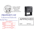 i4926 - i4926 Ideal Self-Inking Stamp