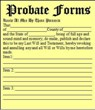 Ohio Probate Court Forms