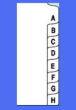 ALPHABETICAL INDEX SETS - ALPHABETICAL INDEX SETS