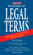 Barron's Dictionary of Legal Terms, 4th Edition
