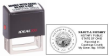 81142 - OHIO COMBO STAMP & SEAL, SELF-INKING (REGULAR NOTARY)