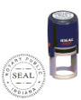 81145IN - IDEAL 400R SELF INKING NOTARY SEAL (STAMP)