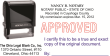 i4913 - 4913 Self-Inking Stamp