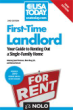 NOLO BOOK 4 - FIRST TIME LANDLORD GUIDE - First Time Landlord Guide