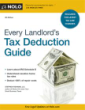 NOLO BOOK 3 - EVERY LANDLORD'S TAX DEDUCTION GUIDE - Every Landlord's Tax Deduction Guide
