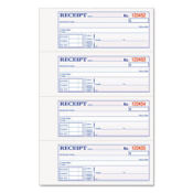 TOPS 46806 Money and Rent Receipt Book