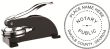 81014GAN - 81014GAN - DESK STYLE GEORGIA NOTARY SEAL (EMBOSSER)