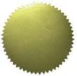 81148 - GOLD FOIL SEALS