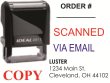 i4911 - 4911 Self-Inking Stamp