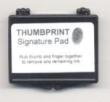 81510 - THUMB PRINT STAMP PAD