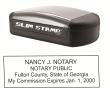 Georgia Notary Stamp